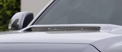 Billet Series Grilles - T-REX Toyota Tacoma Billet Hood Scoop Insert - 1 Pc - Pt # 20939