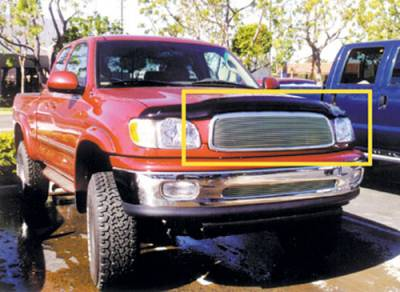 Billet Series Grilles - T-REX Toyota Tundra Billet Grille Insert 19 Bars - Pt # 20955