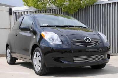 Billet Series Grilles - T-REX Grilles - Toyota Yaris Hatchback Billet Grille - Pt # 21926