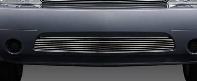 Billet Series Grilles - T-REX Dodge Challenger 2011-2013 Bumper Billet Grille - Pt # 25416