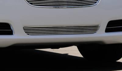 Billet Series Grilles - T-REX Grilles - Chrysler 300 All Bumper Billet Grille - Installs into center bumper opening - Pt # 25433
