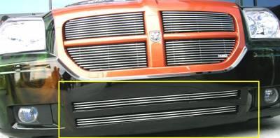 Clearance - T-REX Dodge Magnum Bumper Billet Grille Insert - 2 Pc - Pt # 25473