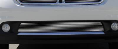 Billet Series Grilles - T-REX Grilles - Dodge Durango Bumper Billet Grille - Pt # 25492