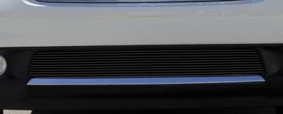 Billet Series Grilles - T-REX Grilles - Dodge Durango Bumper Billet Grille - All Black - Pt # 25492B