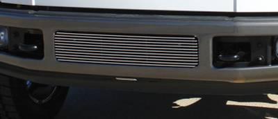 Billet Series Grilles - T-REX Grilles - Ford Super Duty Bumper Billet Grille Insert - Center Opening - Pt # 25564