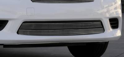 Clearance - T-REX Grilles - Nissan Versa Sedan Bumper Billet Grille Insert - Pt # 25775
