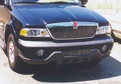 Billet Series Grilles - T-REX Grilles - Lincoln Navigator VERTICAL Billet Grille Insert 56 Bars - Pt # 30692