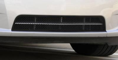 Clearance - T-REX Grilles - Chevrolet Cruze Upper Class Bumper Mesh Grille - All Black - Pt # 52125