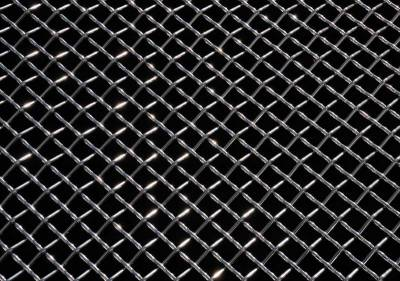 "Accessories for Trucks & Cars - T-REX ALL Most Vehicles Stainless Steel Wire Mesh Flat - Polished - 12""x40""  - Mesh Size = 3 Squares per Inch - Pt # 54009"