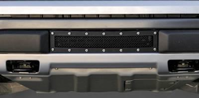 X-Metal Series Grilles - Ford Raptor F-150 SVT X-Metal Bumper Grille - Black - Pt # 6725661