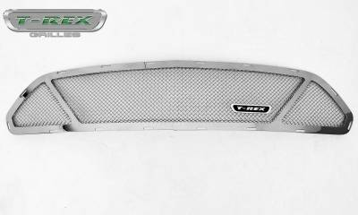 T-REX Grilles - 2015-2017 Mustang GT Upper Class Grille, Polished, 1 Pc, Overlay - PN #54529 - Image 4