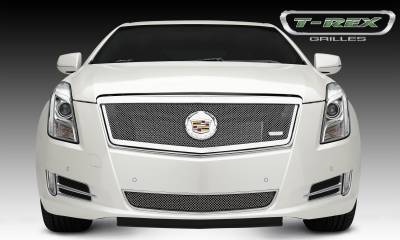 T-REX Grilles - 2013-2014 Cadillac XTS Upper Class Grille, Polished, 1 Pc, Replacement, Full Opening - PN #54173 - Image 2
