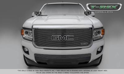 T-REX Grilles - 2015-2019 GMC Canyon Billet Grille, Polished, 1 Pc, Insert - PN #20371 - Image 3