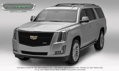 T-REX Grilles - 2015 Escalade Upper Class Series Main Grille, Black, 1 Pc, Replacement - PN #51183 - Image 3