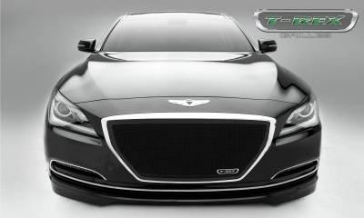 T-REX Grilles - 2015 Hyundai Genesis Sedan Upper Class Grille, Black, 1 Pc, Overlay/Insert - PN #51499 - Image 3
