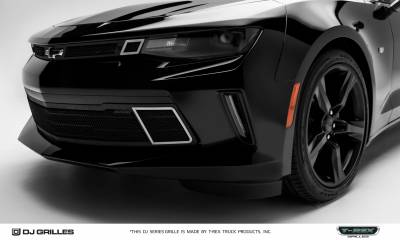 T-REX Grilles - Camaro (V6) GT Strada Primary Grlle - Image 3