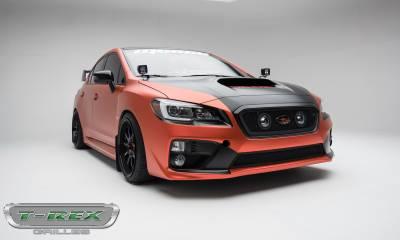 T-REX Grilles - 2015-2019 Subaru WRX Upper Class Grille, Black, 1 Pc, Insert - PN #51982 - Image 10