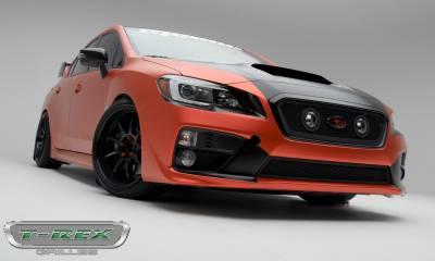 T-REX Grilles - 2015-2017 Subaru WRX Upper Class Series Bumper Grille, Black, 1 Pc, Overlay - PN #52982 - Image 12