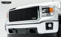 How to install a T-REX Billet Grille on a 2014-2015 GMC Sierra