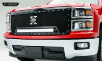 How to install a T-REX Torch Grille on a 2014-2015 Silverado 1500