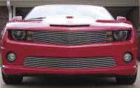How to install a T-REX Billet Grille on a 2010-2013 Camaro