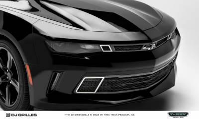 T-REX Grilles - Camaro (V8, Except Zl1) GT Strada Primary Grlle - PN #DJ10351 - Image 9