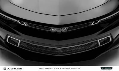 T-REX Grilles - Camaro (V8, Except Zl1) GT Strada Primary Grlle - PN #DJ10351 - Image 2