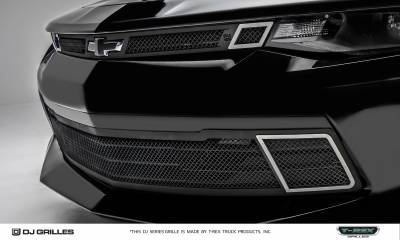 T-REX Grilles - Camaro (V8, Except Zl1) GT Strada Primary Grlle - PN #DJ10351 - Image 6