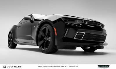 T-REX Grilles - Camaro (V6) GT Strada Primary Grlle - Image 12