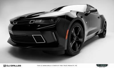 T-REX Grilles - Camaro (V6) GT Strada Primary Grlle - Image 8