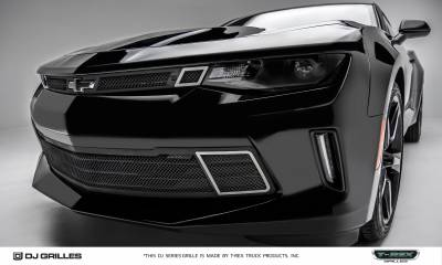 T-REX Grilles - Camaro (V6) GT Strada Primary Grlle - Image 7