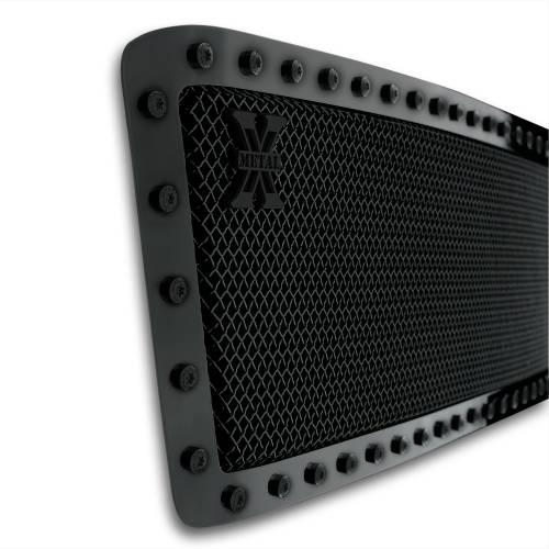 T-REX Grilles - Universal X-Metal Studs, Black, Plastic, 5 Pc - PN #6710000-3B - Image 4
