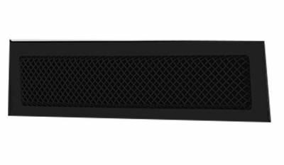 T-REX Grilles - 2015-2019 Silverado 2500, 15-17 3500 Upper Class Bumper Grille, Black, 1 Pc, Overlay - PN #52122 - Image 2
