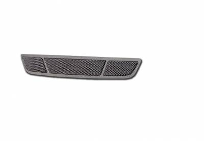 T-REX Grilles - 2012-2014 Hyundai Genesis Sedan Upper Class Bumper Grille, Polished, 1 Pc, Overlay, Center Area Only - PN #55499 - Image 2