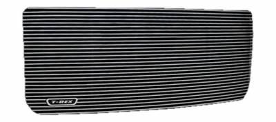 T-REX Grilles - 2015-2019 Sierra HD Billet Grille, Polished, 1 Pc, Insert - PN #20211 - Image 2