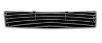 T-REX Grilles - 2013-2014 F-150 XLT Billet Grille, Black, 1 Pc, Insert - PN #20572B - Image 2