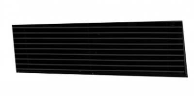 T-REX Grilles - 2015-2019 Silverado 2500, 15-17 3500 Billet Bumper Grille, Black, 1 Pc, Overlay - PN #25122B - Image 2