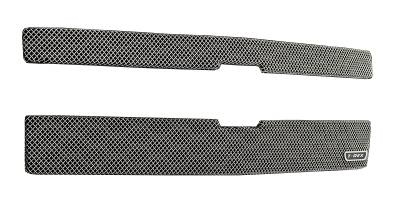 T-REX Grilles - 2014-2015 Silverado 1500 Sport Grille, Chrome, 2 Pc, Overlay - PN #44117 - Image 2