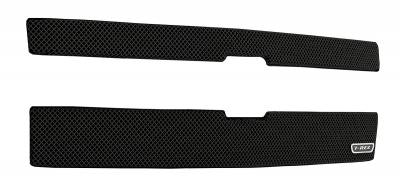 T-REX Grilles - 2014-2015 Silverado 1500 Sport Grille, Black, 2 Pc, Overlay - PN #46117 - Image 2