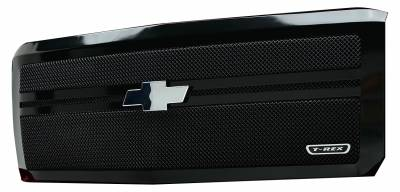 T-REX Grilles - 2014-2015 Silverado 1500 Upper Class Grille, Black, 1 Pc, Replacement, 2 Bar Design - PN #51118 - Image 2
