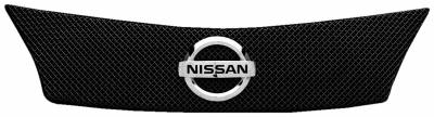 T-REX Grilles - Nissan Altima, Sport Series, Formed Mesh Grille, Main, 1 Pc, Overlay, Black Powdercoated Mild Steel - #46768 - Image 2