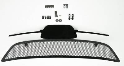 T-REX Grilles - 2013 Ford Mustang V6 Coupe Upper Class Grille, 1 Pc, Black  - #51527 - Image 2