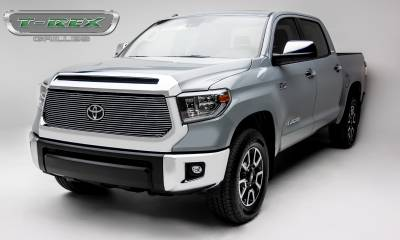 T-REX Grilles - 2018-2019 Tundra Billet Grille, Polished, 1 Pc, Replacement - PN #20966 - Image 3