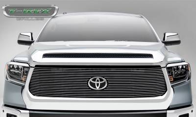 T-REX Grilles - 2018-2021 Tundra Billet Grille, Polished, 1 Pc, Replacement, Does Not Fit Vehicles with Camera - PN #20966 - Image 5