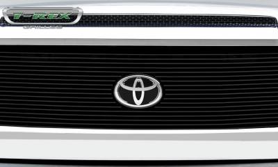 T-REX Grilles - 2018-2021 Tundra Billet Grille, Black, 1 Pc, Replacement, Does Not Fit Vehicles with Camera - PN #20966B - Image 3