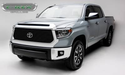 T-REX Grilles - 2018-2019 Tundra Billet Grille, Black, 1 Pc, Replacement - PN #20966B - Image 3