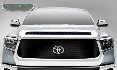 T-REX Grilles - 2018-2019 Tundra Billet Grille, Black, 1 Pc, Replacement - PN #20966B - Image 5