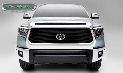 T-REX Grilles - 2018-2019 Tundra Billet Grille, Black, 1 Pc, Replacement - PN #20966B - Image 4