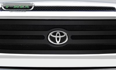 T-REX Grilles - 2018-2019 Tundra Upper Class Grille, Black, 1 Pc, Replacement - PN #51966 - Image 5