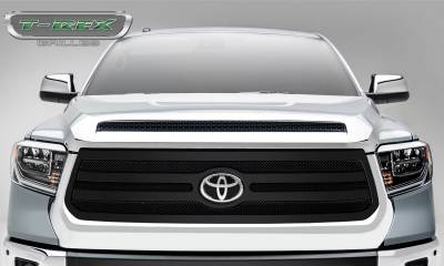 T-REX Grilles - 2018-2019 Tundra Upper Class Grille, Black, 1 Pc, Replacement - PN #51966 - Image 4